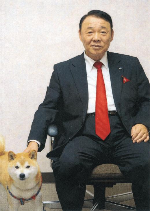 河上薬品商事株式会社 代表取締役 河上 宗勝